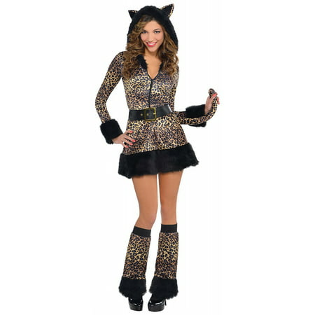 Adult Kitty Costume (Pretty Kitty Adult Costume -)