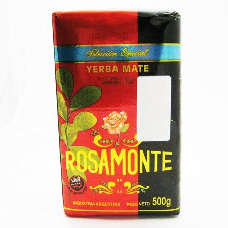Yerba Mate Rosamonte Seleccion Especial 500 G Argentina Green Leaf Tea Loose