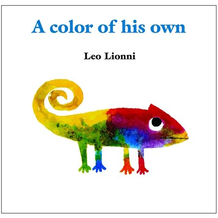 A Color of His Own (A Color Of His Own Leo Lionni Activities)