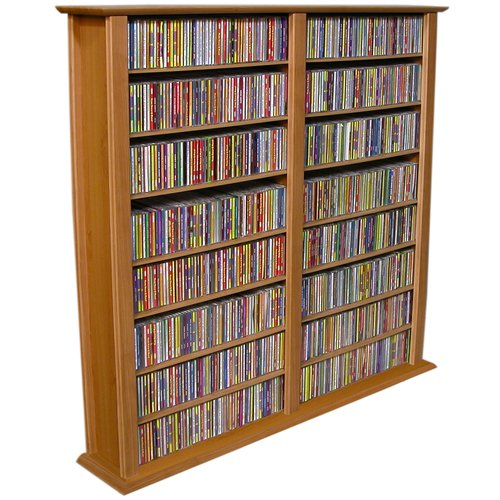 Rebrilliant Regular Double Media Rack by