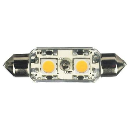 Image of Ambiance Lighting Systems 96121S Single Lx LED Festoons 24V Bulb 4000K