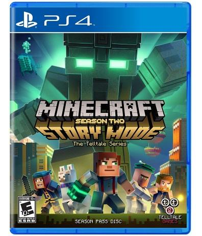 Telltale Games Minecraft Story Mode Season 2 Other Walmart
