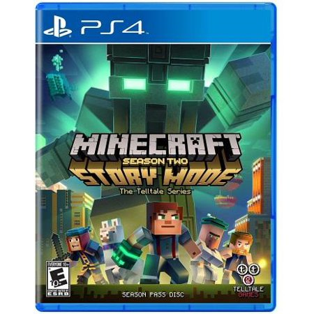 Telltale Games Minecraft: Story Mode Season 2