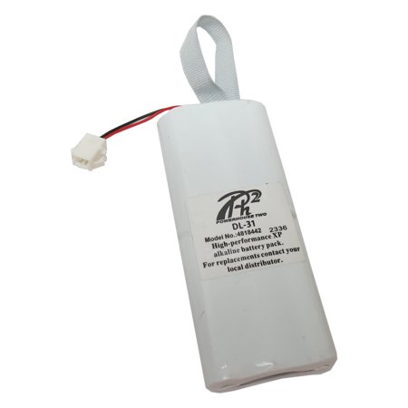 DL-31 9V Electronic Door Lock Battery for VingCard Visionline and Intellikey (HTL18) - image 1 de 1