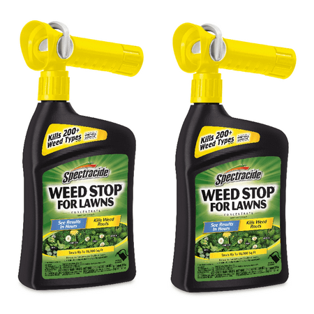 Spectracide Weed Stop For Lawns Concentrate, Ready-to-Spray, 32-fl oz (2