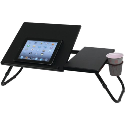 Atlantic Inc Laptop Tray in Black