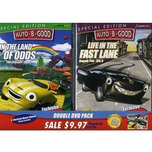 Auto-B-Good: In The Land Of Odds / Life In The Fast Lane (Full Frame)