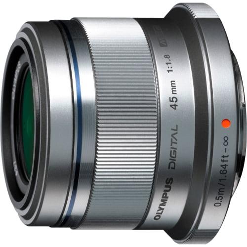 Olympus v311030su000 Olympus V311030SU000 45 mm f/1.8 Fix...