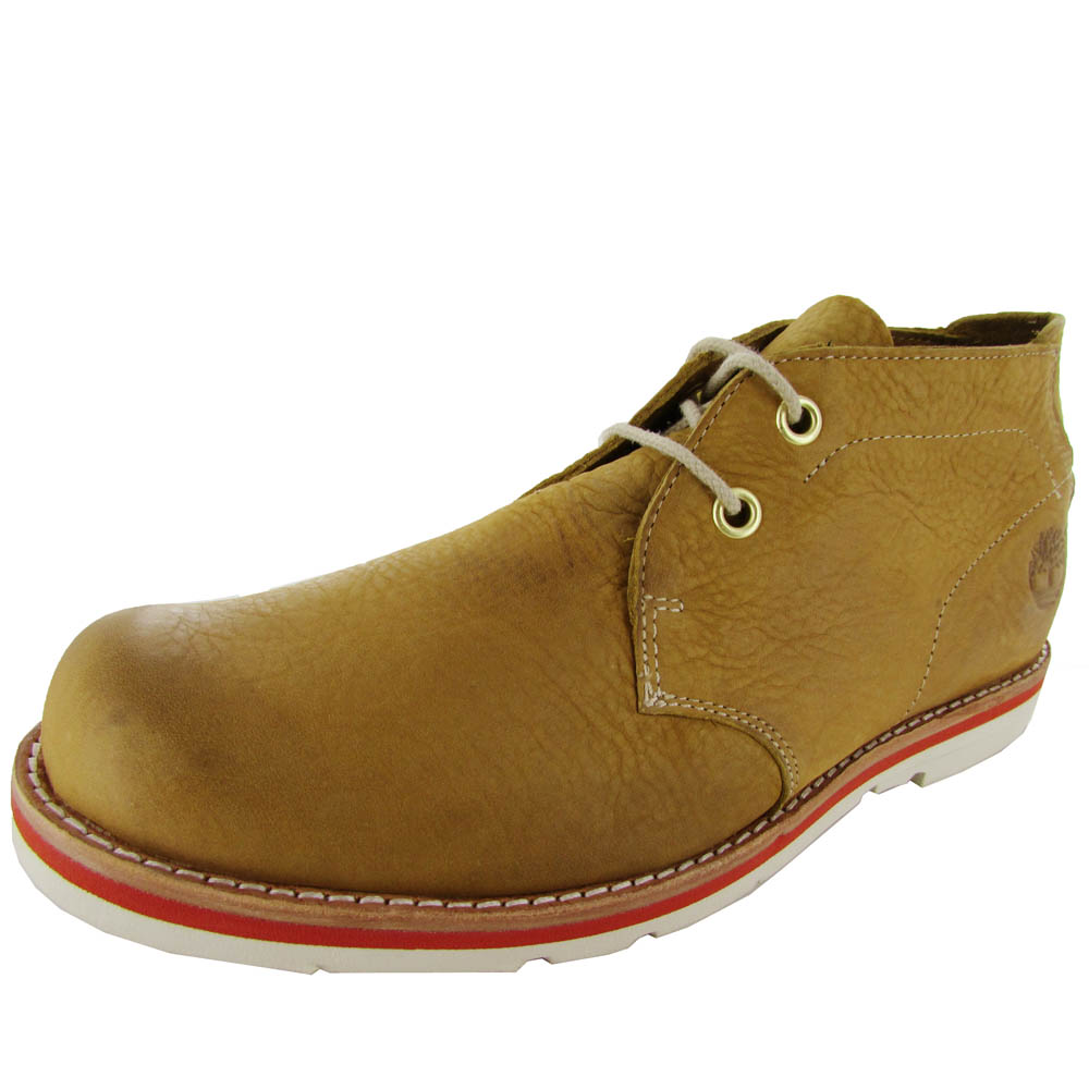 Timberland Mens Earthkeepers Rugged Unlined Plain Chukka Boot