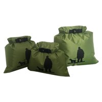 3PCS Waterproof Dry Bag Outdoor Buckled Clothing Towel Storage Sack Travel Wading Drifting Swimming Travelling Bags Accessories