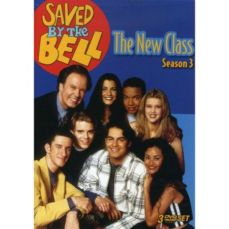Saved By the Bell: The New Class - Season 3 [3 Discs]