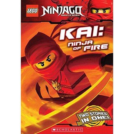 Kai: Ninja of Fire (Kai The Red Ninja)