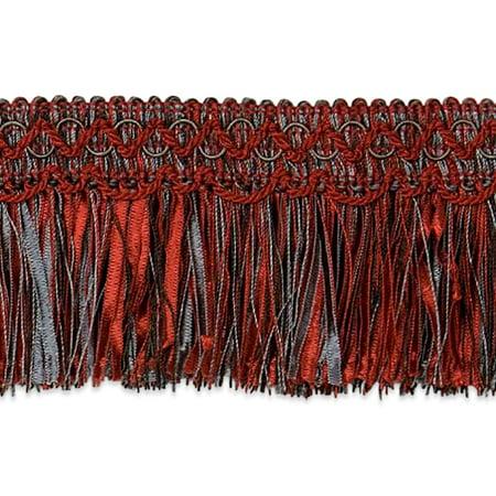 Expo Int'l 5 yards of Cut Ribbon Fringe Trim