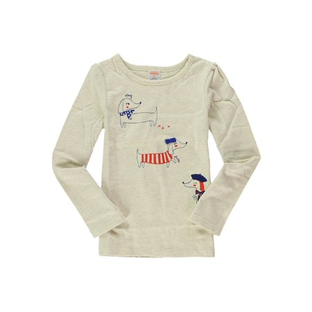 Gymboree Girls Puppy Tricks Graphic T-Shirt 022 18-24 mos - Infant