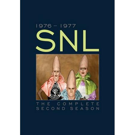 Saturday Night Live: The Complete Second Season