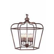 Mariana Home 980073 Cage 6 Light Lantern