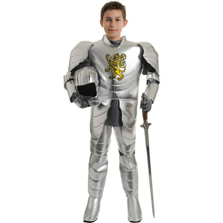 Knight Child Small Child Halloween Costume](Knights Armor For Kids)