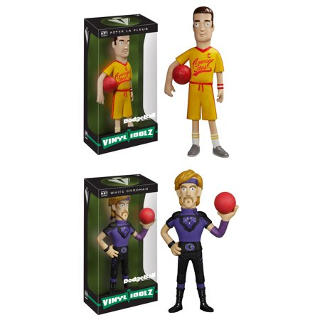 Vinyl Idolz: Dodgeball Set Of 2