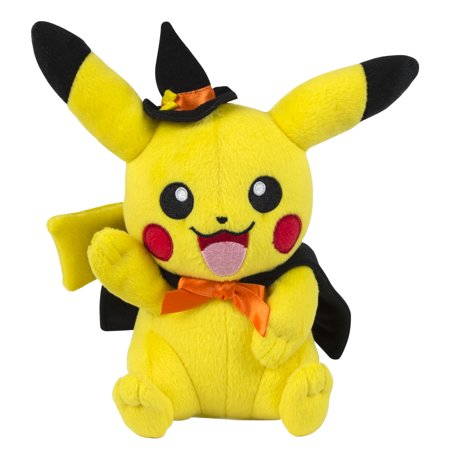 Pokemon Halloween Plush - Stitch Halloween Plush