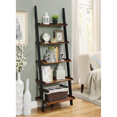 Convenience Concepts French Country Bookshelf Ladder