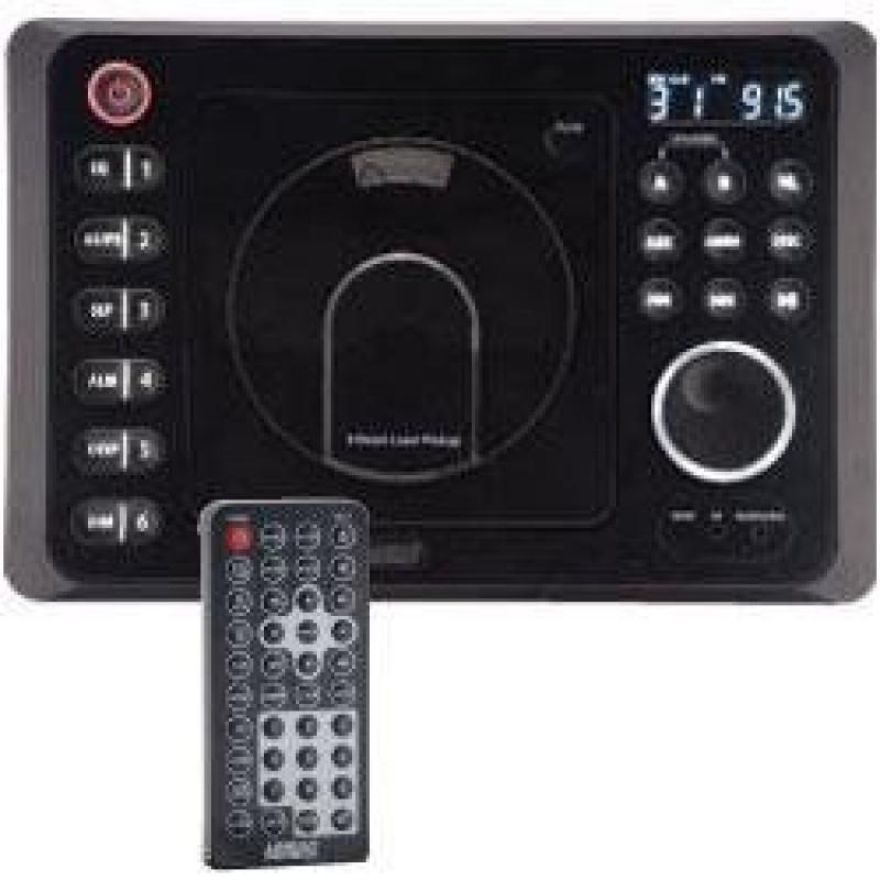 Magnadyne Linear Series 24 Watt In-Wall AM/FM/CD/DVD Rece...