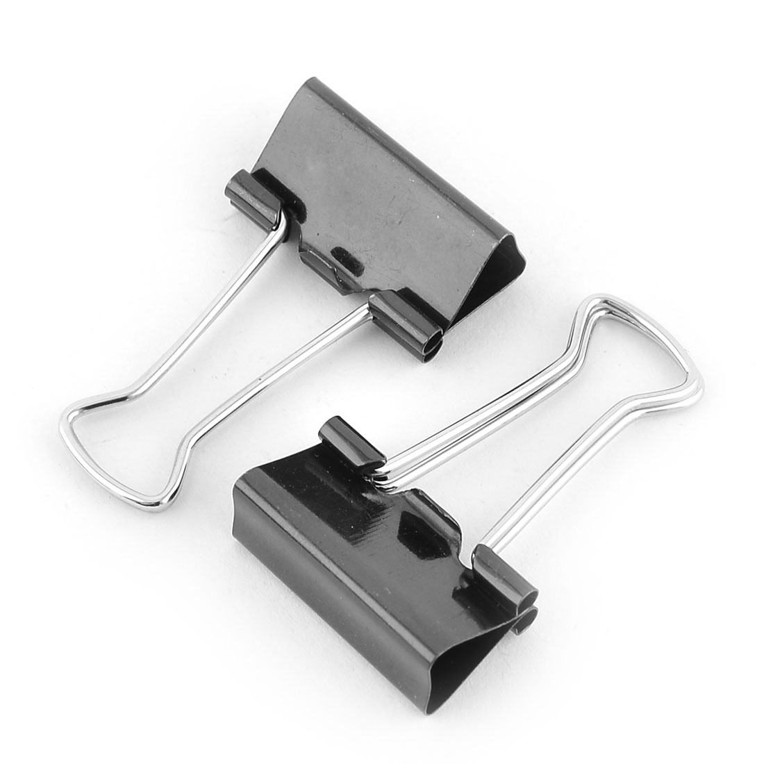 Home Office Metal Paper File Documents Binder Clips Clamps