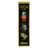 "UCF Knights 8"" x 32"" Premium Heritage Banner - No Size"
