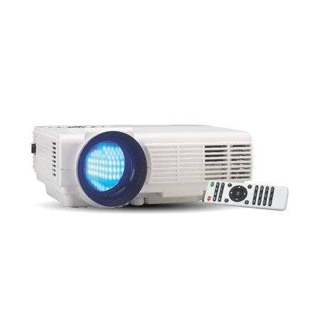 RCA RPJ116 2000 LUMENS LED Projector 1080P HDMI (90-day Warranty) Free Shipping - Manufacturer