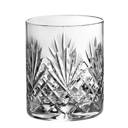 Majestic Crystal Majestic 14 oz  Crystal Whiskey Glass (Set of 4)