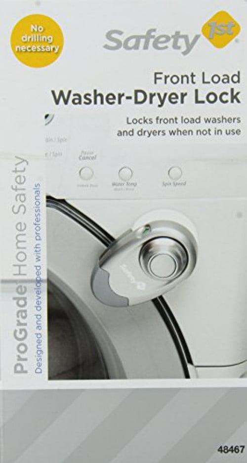 Safety 1st Prograde Front Loader Washer//Dryer Lock