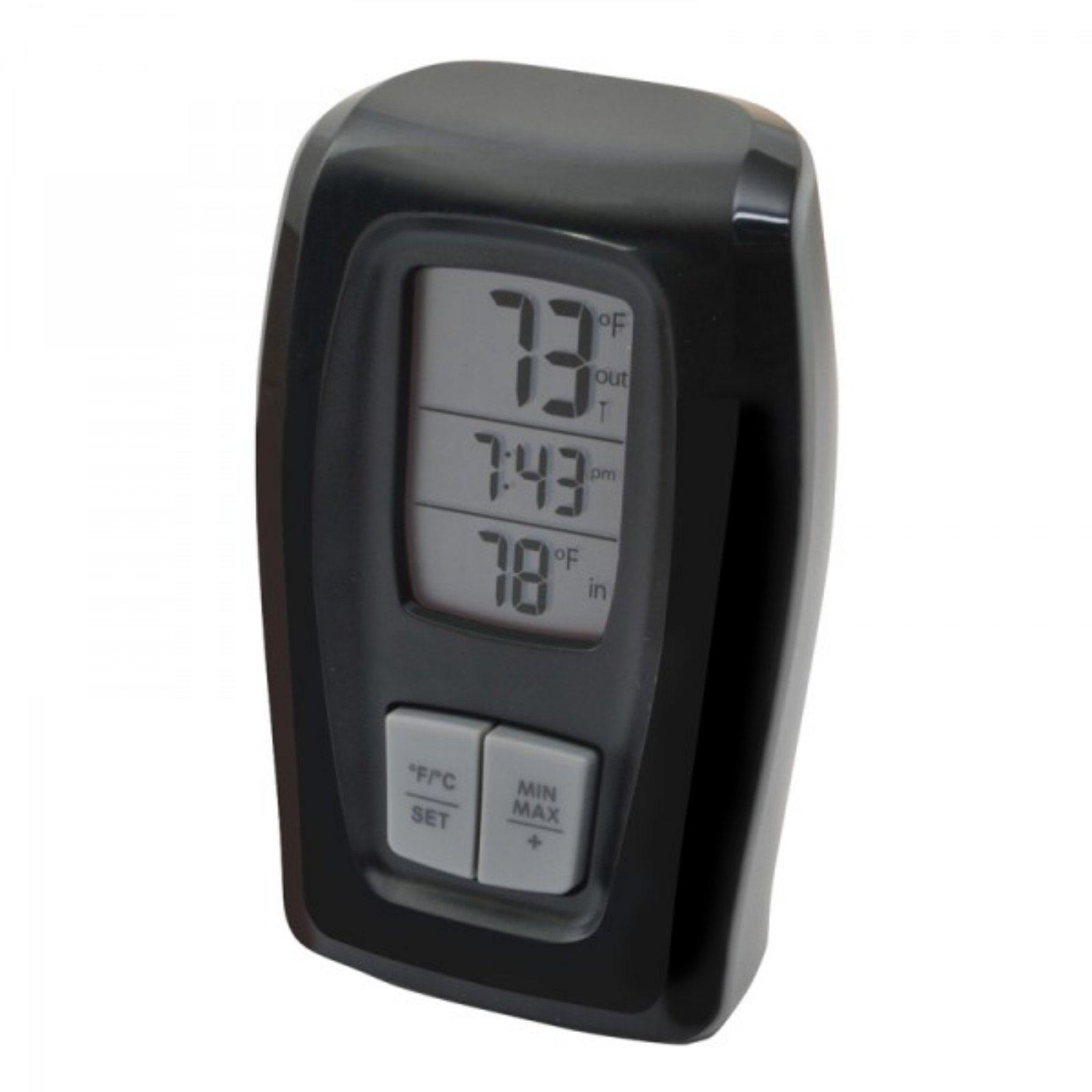 AcuRite Digital Indoor/Outdoor Thermometer Clock