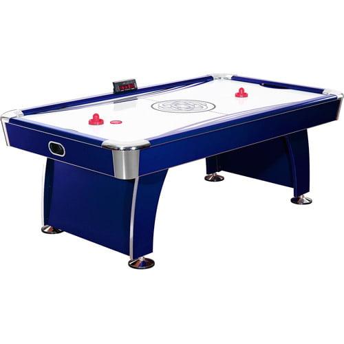 Hathaway Phantom 7-1/2' Air Hockey Table with Electronic Scoring