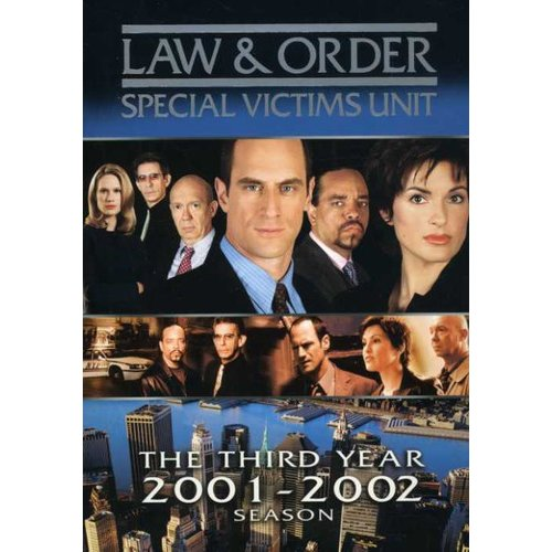 Law & Order: Special Victims Unit - The Third Year (Full Frame)