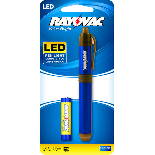 Rayovace LED Pen Light