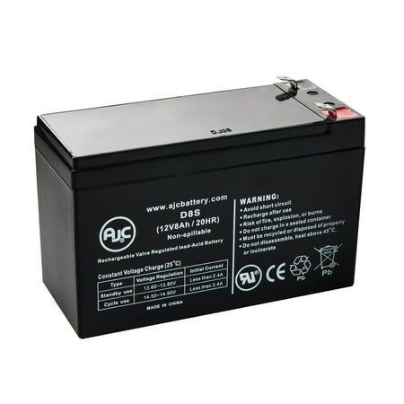 - APC BackUPS 500VA BX500CI 12V 8Ah UPS Battery - This is an AJC Brand Replacement