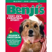 Benji's Very Own Christmas Story (Blu-ray + DVD)