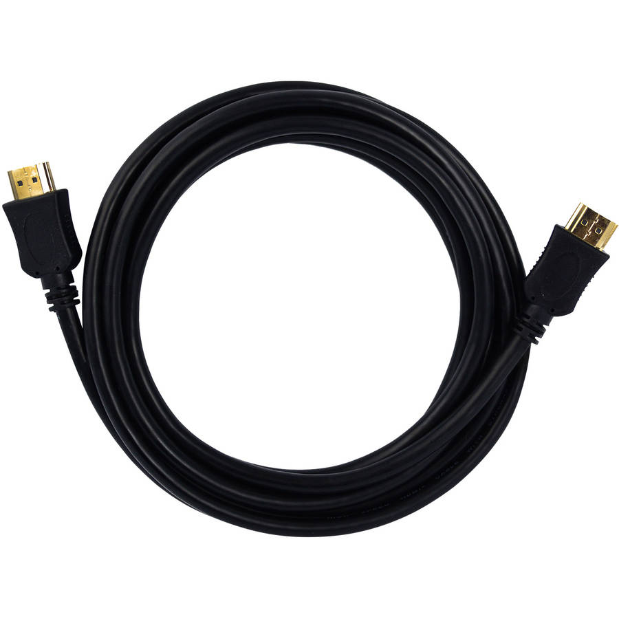 QualGear 10' High-Speed HDMI 1.4 Cable with Ethernet