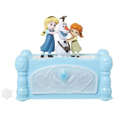 Disney Frozen Do You Want to Build A Snowman Jewelry Box Now $10.99 (Was $22)