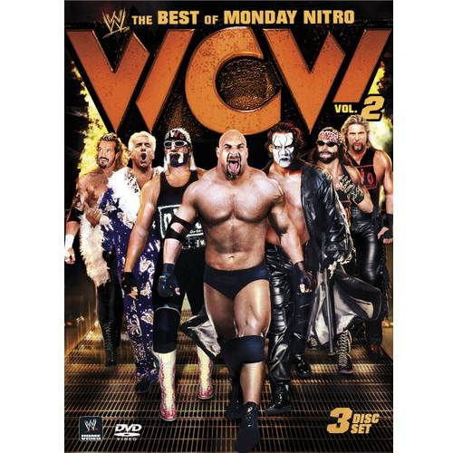 WWE: The Very Best Of WCW Monday Nitro, Volume 2