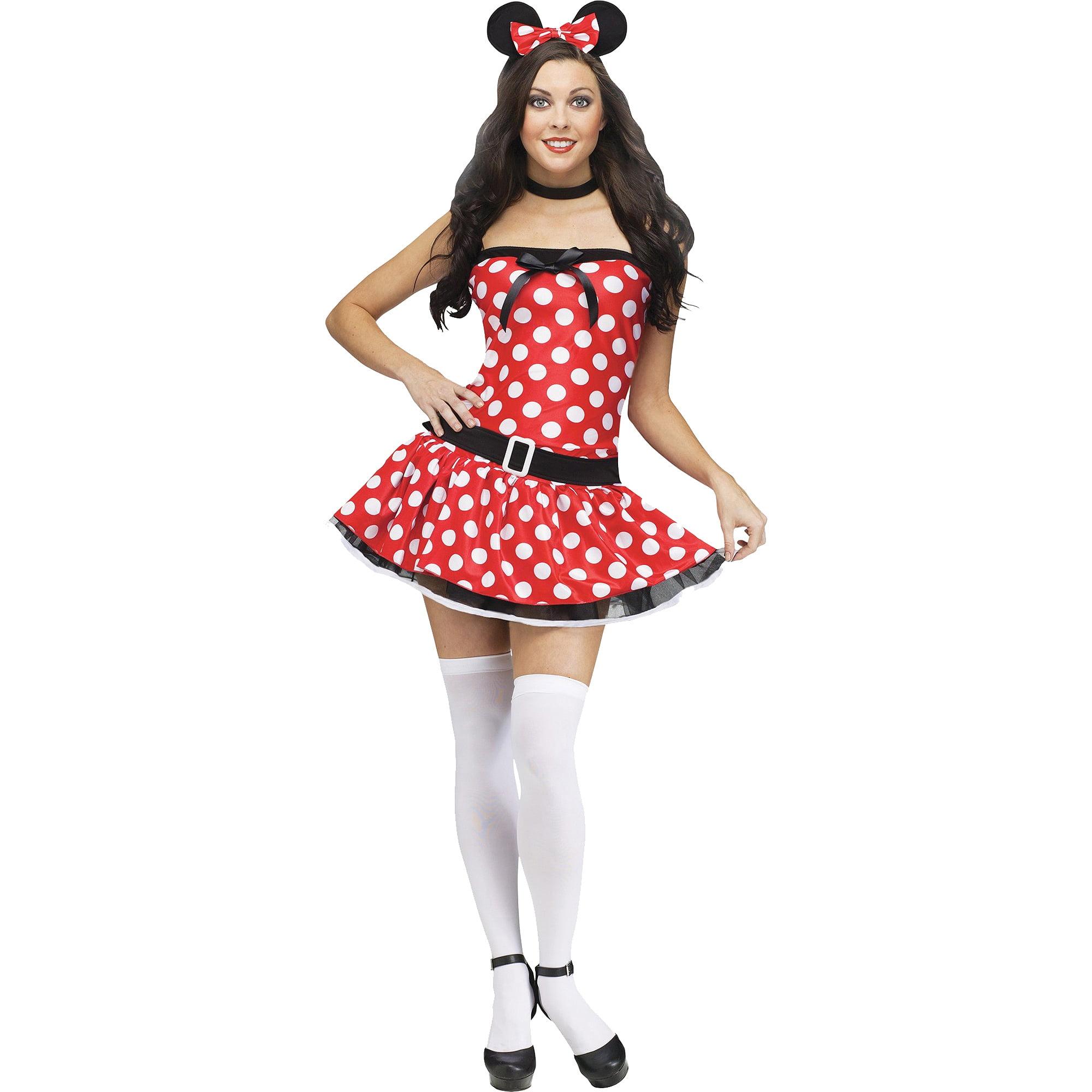 Mousie Adult Halloween Costume