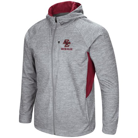 Mens Boston College Eagles Full Zip Jacket - S