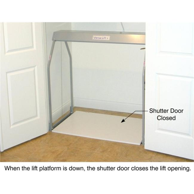Byers Products Group AS-32 VL Auto Shutter Door Kit