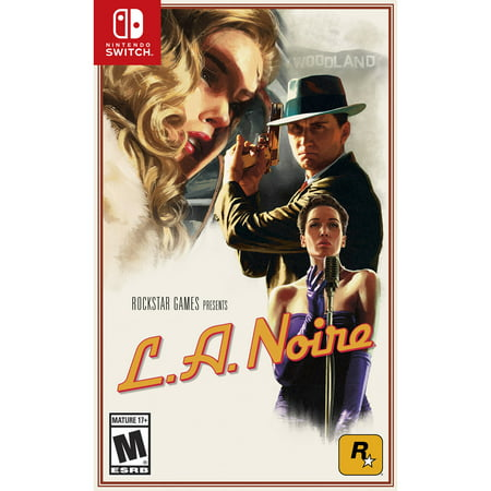 La Noire Remastered (NSW)