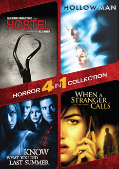 4-In-1 Horror Collection (DVD) by Mill Creek Entertainment