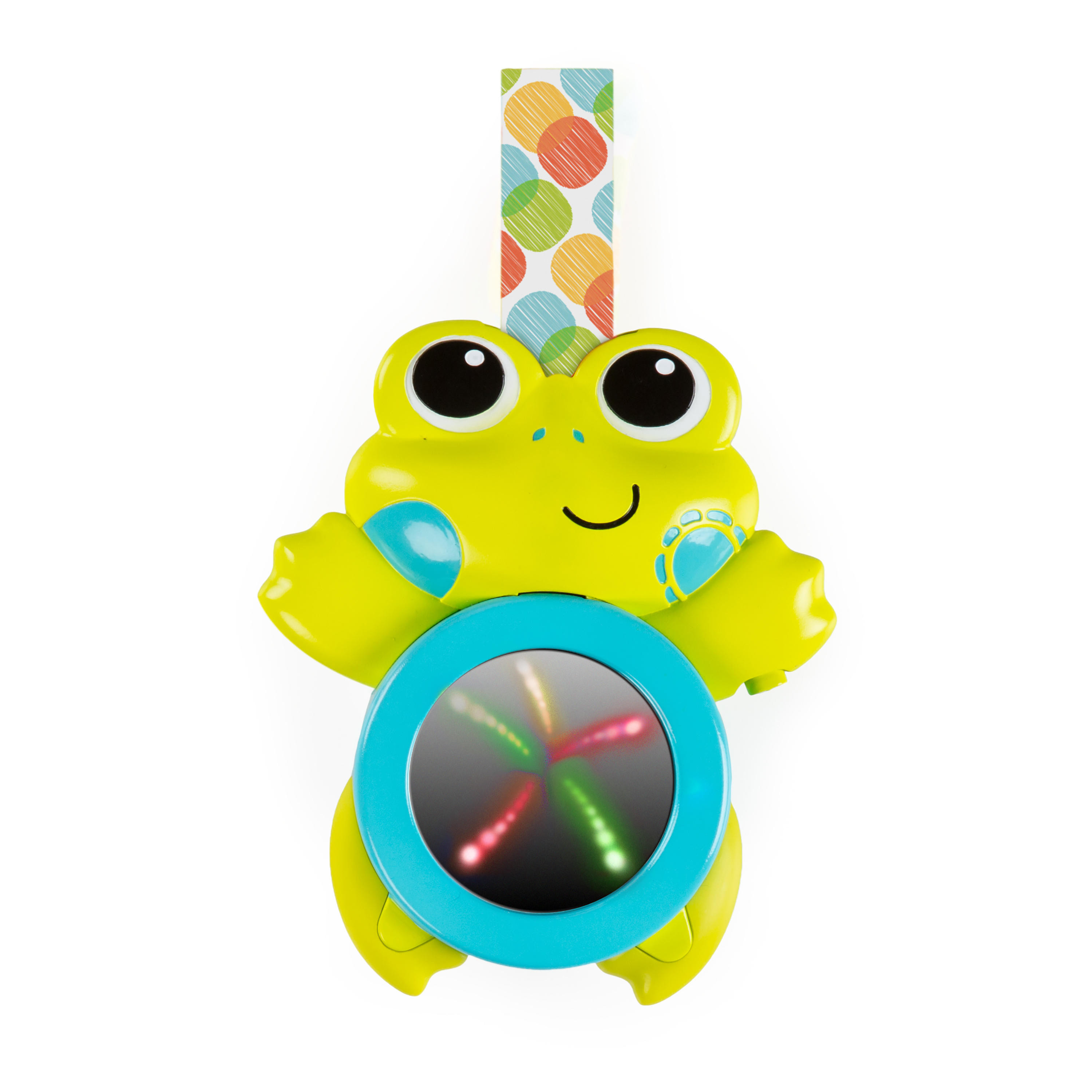 Bright Starts Lights & Laughs Frog by Bright Starts