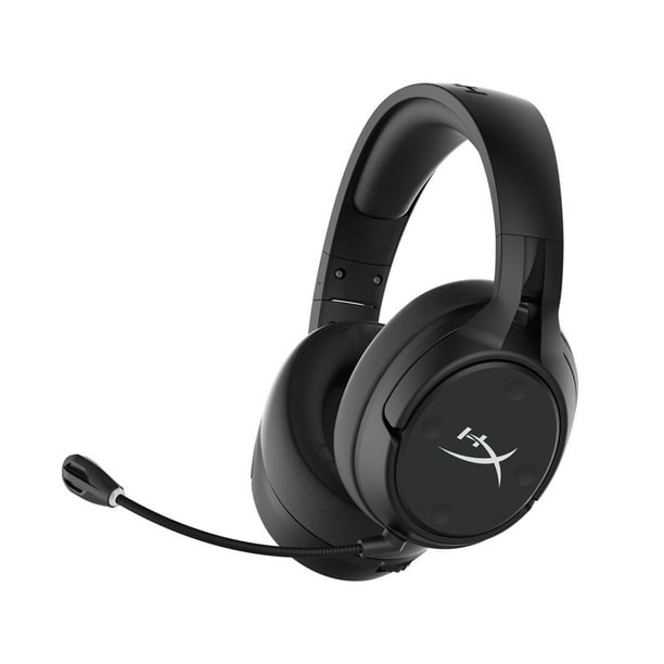 Hyperx Cloud Flight S Wireless Gaming Pc Ps4 Headset Pc Gaming Headset 7 1 Surround Sound 30 Hour Battery Life Qi Wireless Charging Leatherette Earpads And Detachable Microphone Walmart Com Walmart Com