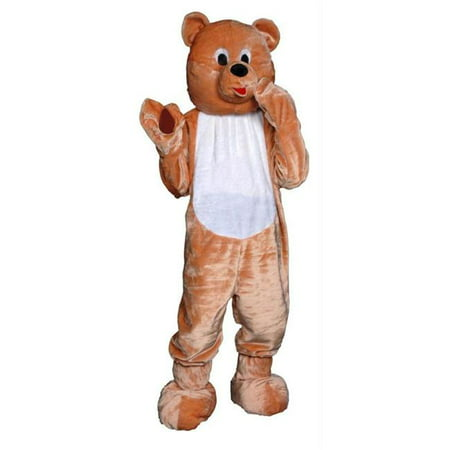 Bear Mascot Costume Cheap (Costumes For All Occasions Up359 Teddy Bear)
