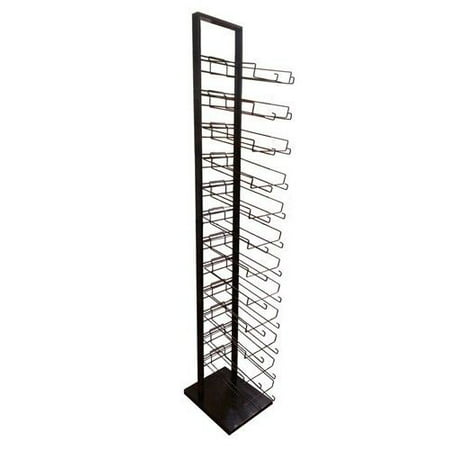 12 Tier Baseball Cap Hat Rack Floor Stand Cap Tower