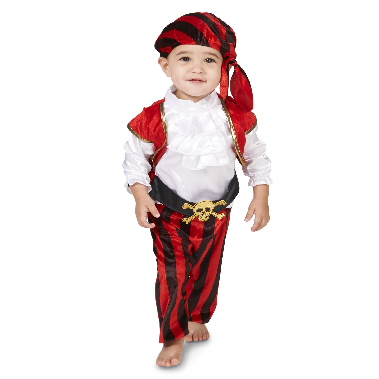 Arrrgh! Pirate Infant Costume by DreamWeaversCostumer
