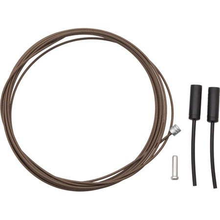 Shimano Dura-Ace Polymer-Coated Stainless Steel Derailleur Cable 1.2 x 2100mm